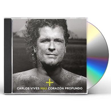 Carlos Vives MAS & CORAZON PROFUNDO CD