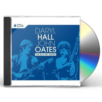 Daryl Hall & John Oates BOXSET SERIES CD