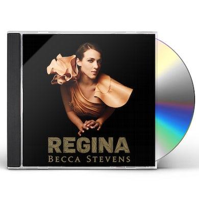 Becca Stevens REGINA CD