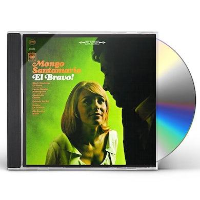 Mongo Santamaria EL BRAVO CD