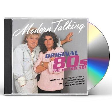 Modern Talking ORIGINAL 80'S CD