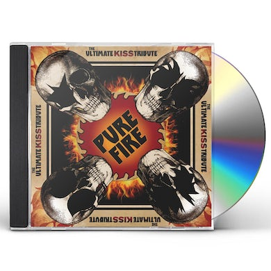 Pure Fire - The Ultimate Kiss Tribute / Various CD
