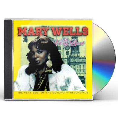 Mary Wells VERY BEST CD