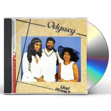 Odyssey (JOY) I KNOW IT CD
