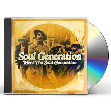 MEET SOUL GENERATION CD