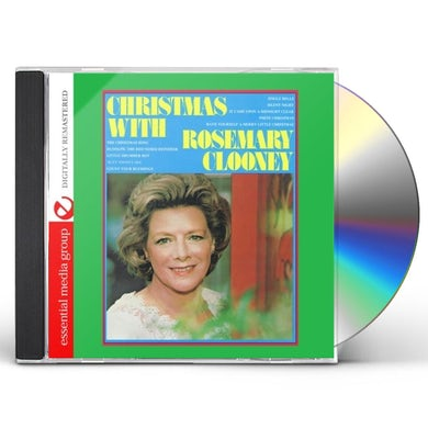 CHRISTMAS WITH ROSEMARY CLOONEY CD