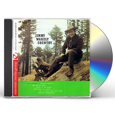 JIMMY WAKELY COUNTRY CD