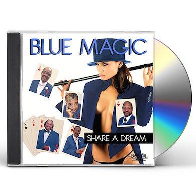Blue Magic SHARE A DREAM CD