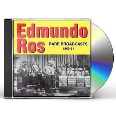 Edmundo Ros RARE BROADCASTS 1960-1961 CD
