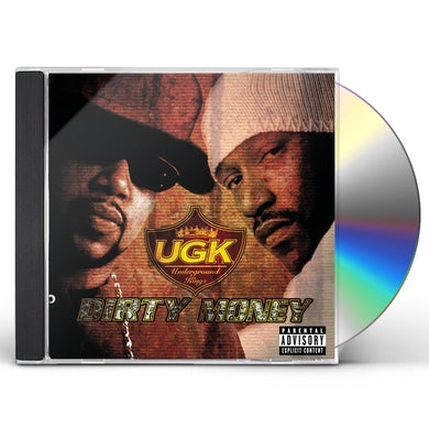 Dirty Money CD