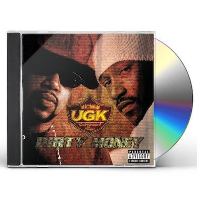 Ugk DIRTY MONEY CD