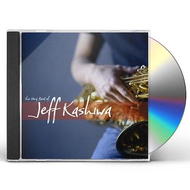Jeff Kashiwa VERY BEST OF CD