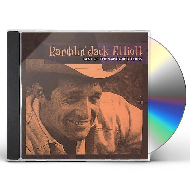 Jack Elliott BEST OF VANGUARD YEARS CD