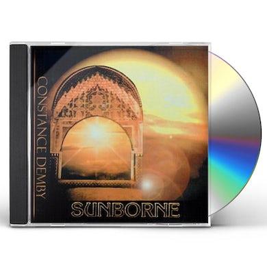 Constance Demby SUNBORNE CD