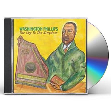 Washington Phillips KEY TO THE KINGDOM CD