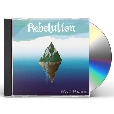 Rebelution PEACE OF MIND CD