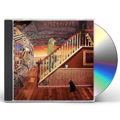 WITCHRIDER UNMOUNTABLE STAIRS CD