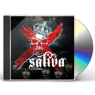 Saliva 10 Lives CD