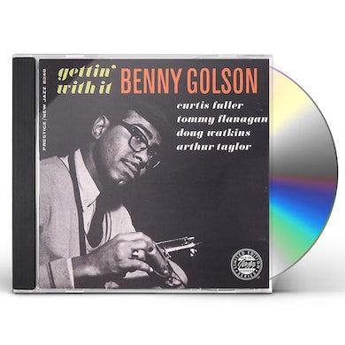 Benny Golson GETTIN WITH IT CD