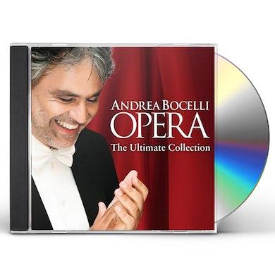 Andrea Bocelli OPERA: THE ULTIMATE COLLECTION CD