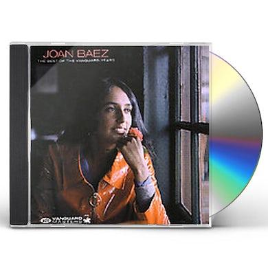 Joan Baez BEST OF THE VANGUARD YEARS CD