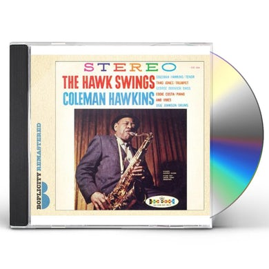 Coleman Hawkins HAWK SWINGS CD