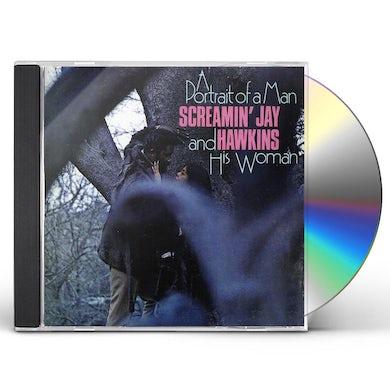 Screaming Jay Hawkins PORTRAIT OF A MAN & HIS WOMAN CD