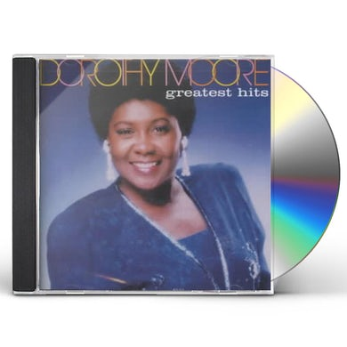 Dorothy Moore GREATEST HITS CD