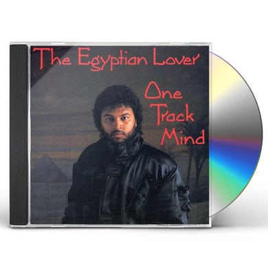 Egyptian Lover ONE TRACK MIND CD