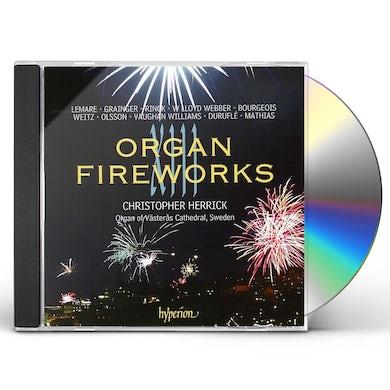 Christopher Herrick ORGAN FIREWORKS 13 CD