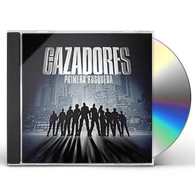 CAZADORES: PRIMERA BUSQUEDA / VARIOUS CD