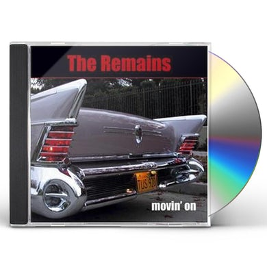 Remains MOVIN' ON CD