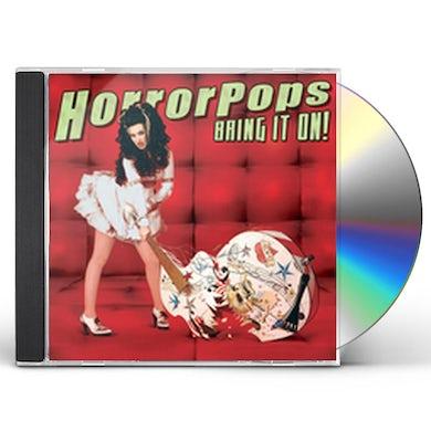 Horrorpops BRING IT ON CD