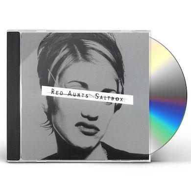 Red Aunts SALTBOX (MOD) CD