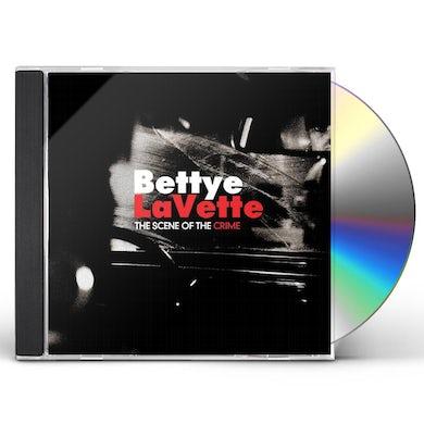 Bettye Lavette  SCENE OF THE CRIME CD