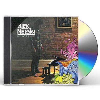 Alex Nevsky DE LUNE A L'AUBE CD