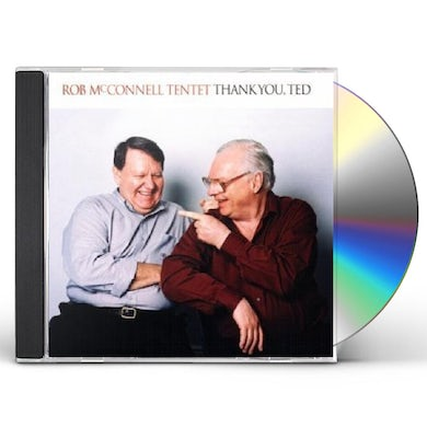 Rob McConnell THANK YOU TED CD