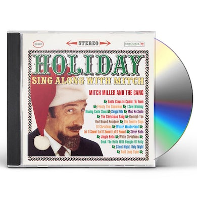 Holiday Sing Along With Mitch CD