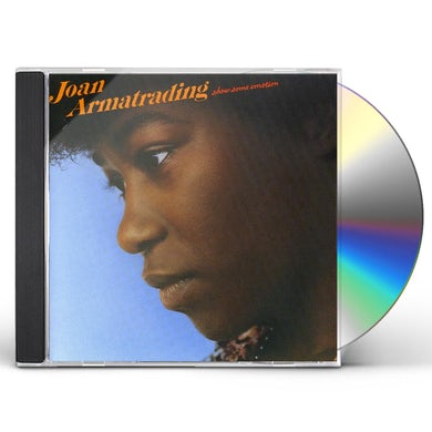 Joan Armatrading SHOW SOME EMOTION CD
