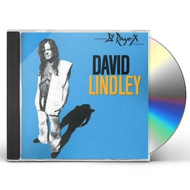 David Lindley EL RAYO-X CD