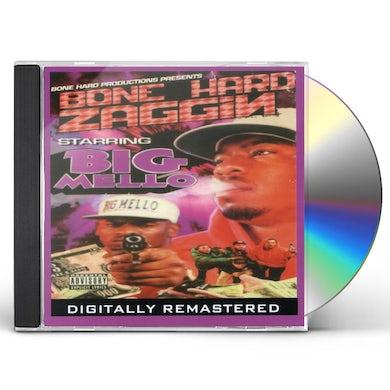 BONE HARD ZAGGIN CD