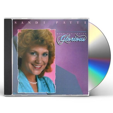 Sandi Patty MAKE PRAISE GLORIOUS CD