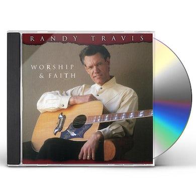 Randy Travis WORSHIP & FAITH CD