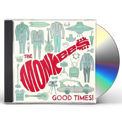 The Monkees GOOD TIMES CD