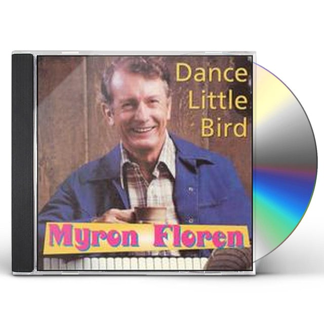 Myron Floren DANCE LITTLE BIRD CD
