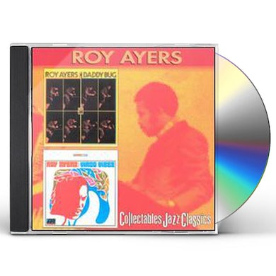 Roy Ayers DADDY BUG / VIRGO VIBES CD
