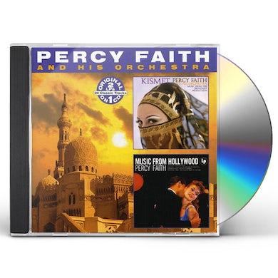 Percy Faith KISMET / MUSIC FROM HOLLYWOOD CD