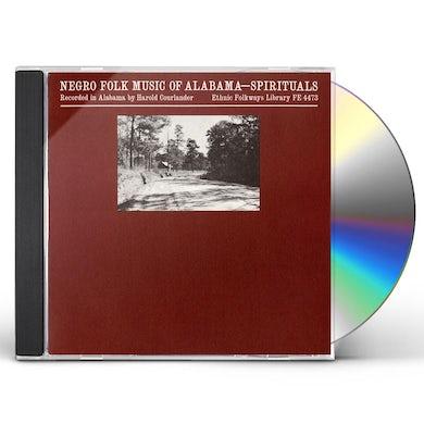 Dock Reed NEGRO FOLK MUSIC OF ALABAMA, VOL. 5: SPIRITUALS CD