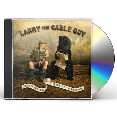 Larry the Cable Guy MORNING CONSTITUTIONS CD