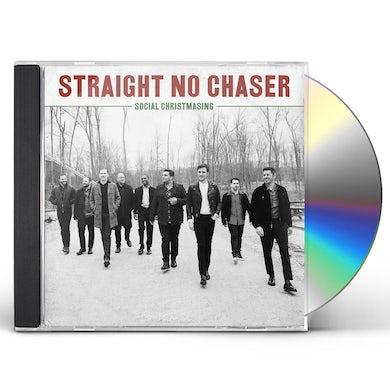 STRAIGHT NO CHASER Social Christmasing CD